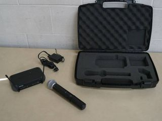 Shure Professional PGX Digital Wireless Microphone System with SM58 Handheld Mic
