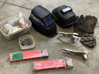 Welding Supplies, Hardware, Etc