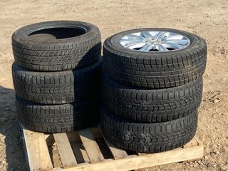 Pallet Lot Of Assorted Tires