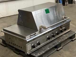 Dynamic Cooking Systems Deluxe LP-Gas Grill