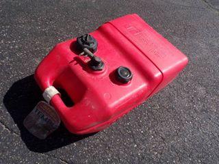 Boat Gas Tank 6 Gallon Unused