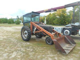 1954 International Harvester Farmall