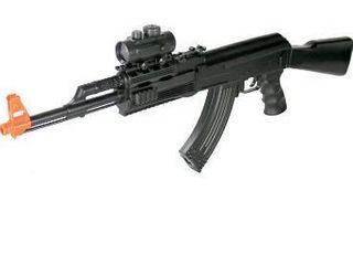 new airsoft toy rifle gun ak47 sniper ak w infrared ray Airsoft Gun