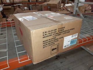 AmazonBasics Steel  Security Safe lock Box  Black   0 7 Cubic Feet