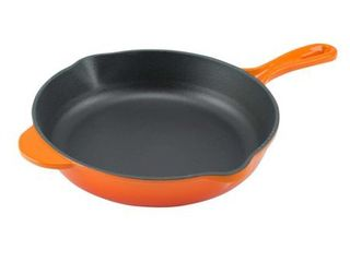 Zelancio Cast Iron 10  Skillet Retail   49 99