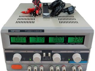 TekPower Multi Output DC Regulated Power Supply