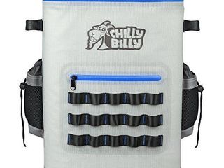 Chilly Billy 36 Can Backpack Cooler