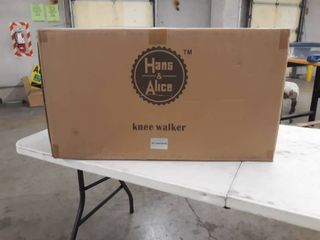 Hans   Alice Knee Walker