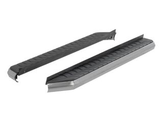 Aries 2051867 AeroTread 5  Running Boards For 18  Chevy Equinox Consol 1