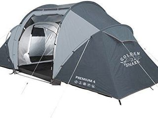 Golden Shark Premium 4 Tent for 4