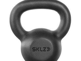 SKlZ Kettlebell  24 lbs  52 9lbs  Black