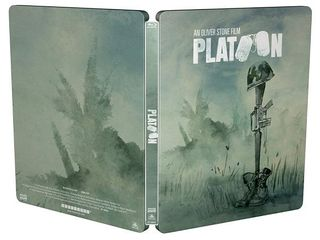 Platoon  Blu ray  Movie   R