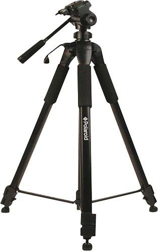 Polaroid   72  Tripod   Black With 8  Mini Tripod