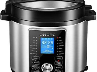 OMORC Multi  Use Pressure Cooker