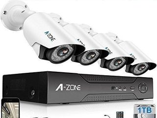 A Zone Home Security System Retail   332 98