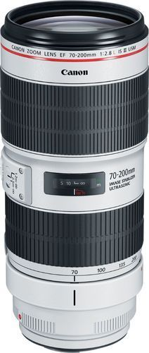 Canon   EF 70 200mm f 2 8l IS III USM Optical Telephoto Zoom lens for DSlRs Retail   1 899 00