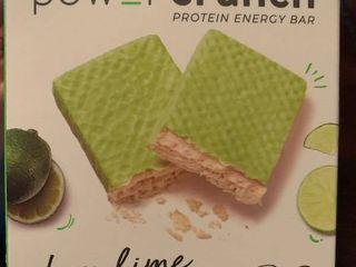 Powercrunch Original Protein Bar  13g Protein  Key lime Pie  7 Oz  5 Ct
