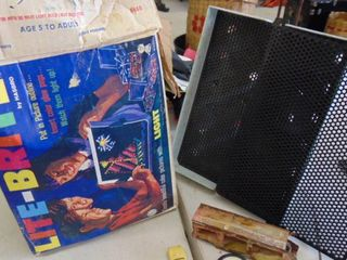 lite Brite in original box