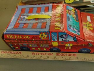 Big Rig Jig kids puzzle