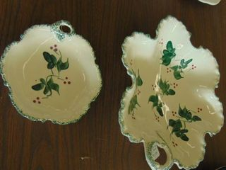 china trinket trays