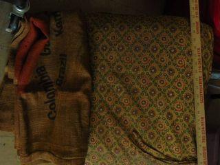 old gunny sacks