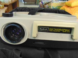 Kodak slide projector