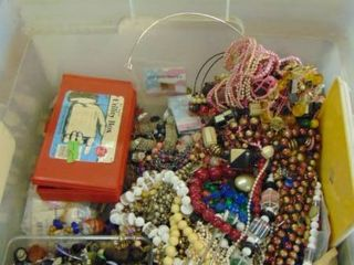 huge lot of costume jewelry