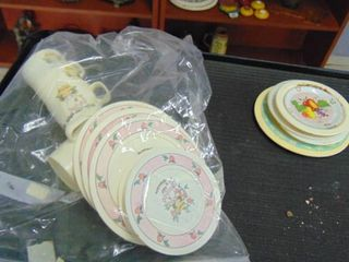 vintage kids cups and saucers