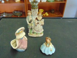 Victorian collectibles   good shape