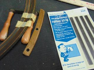 magnetic strips   rocker hardware