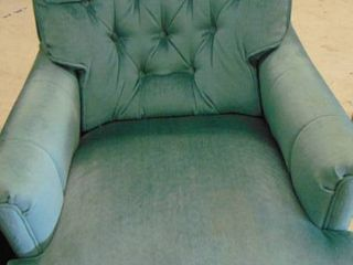 plush swivel rocker