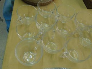 lot glass coffee cups