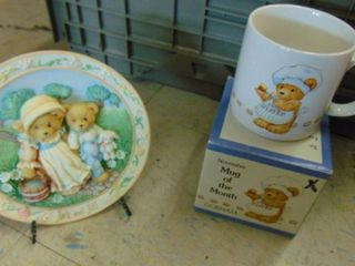 Cherished Teddies items   numbered