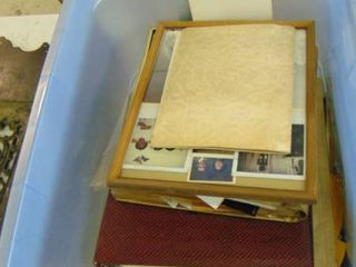 old photos   frames and photo albums