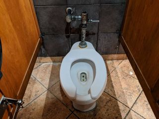 Gerber Toilet  Buyer Responsible For Removal