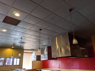4  Pendant lights  Buyer Responsible For Removal