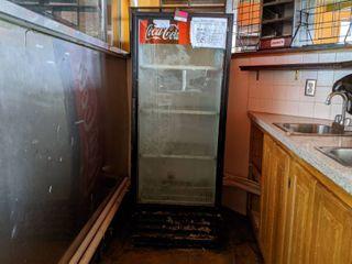 True Refrigerated Display Case GDM 12
