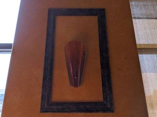 4  Wall Sconces With Frames  Buyer Responsible For Removal