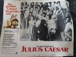 Julius Caesar Movie Poster