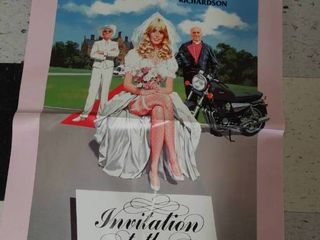 Invitation to the Wedding Movie Poster