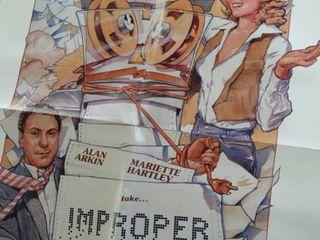 Improper Channels Movie Poster