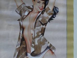 Betty Page Poster