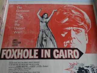 Old Movie Poster