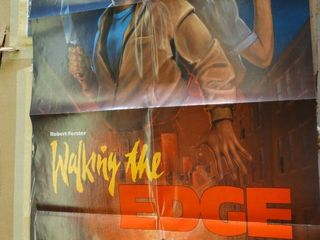 Walking The Edge Movie Poster