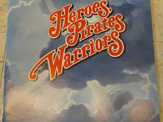 Heroes  Pirates And Warriors movie poster