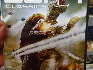 Sci Fi Classics 50 movies DVD   Sci Fi invasion 50 movies DVD