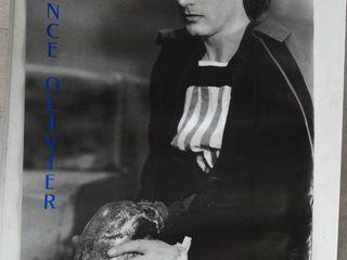 laurence Olivier Poster