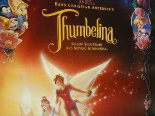 Thumbelina Movie Poster