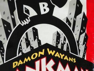 Blankman Movie Poster
