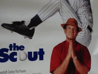 The Scout Movie Poster